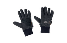 Jack Wolfskin Knitted Stormlock Glove phantom